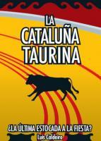 La Cataluña Taurina por Luis Caldeiro epub