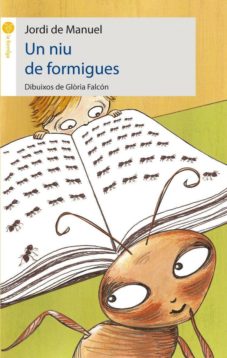 Un Niu De Formigues por Jordi De Manuel