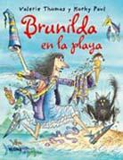 Brunilda En La Playa por Valerie Thomas