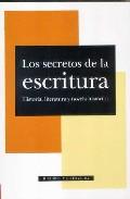 Los Secretos De La Escritura: Historia, Literatura Y Novela Historica por Vv.aa.