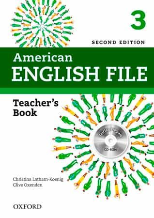 American English File 3 (2nd Edition) Teacher S Book With Test & Assessment Cd-rom por Vv.aa. epub