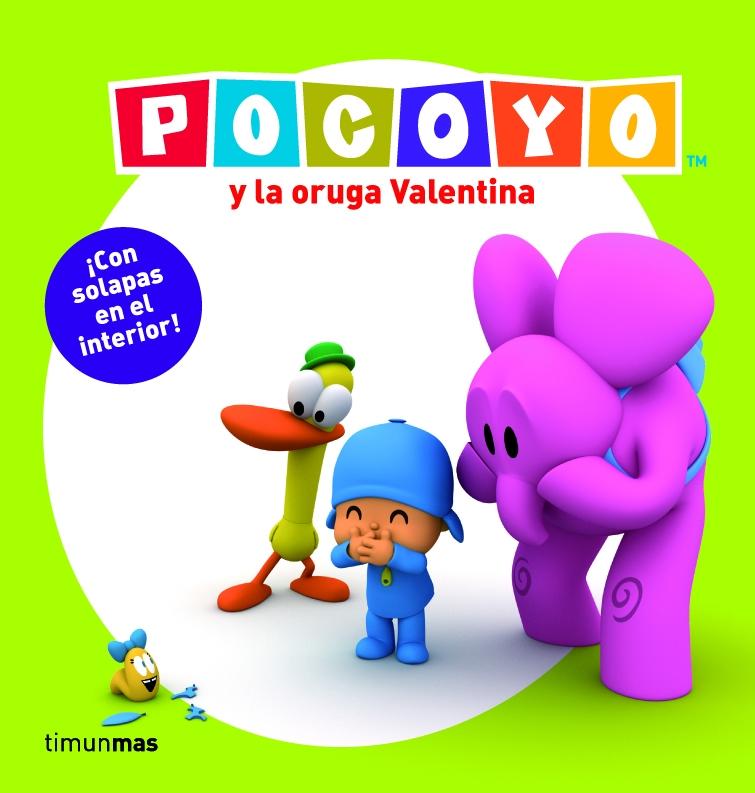 Pocoyo Y La Oruga Valentina por Zinkia epub