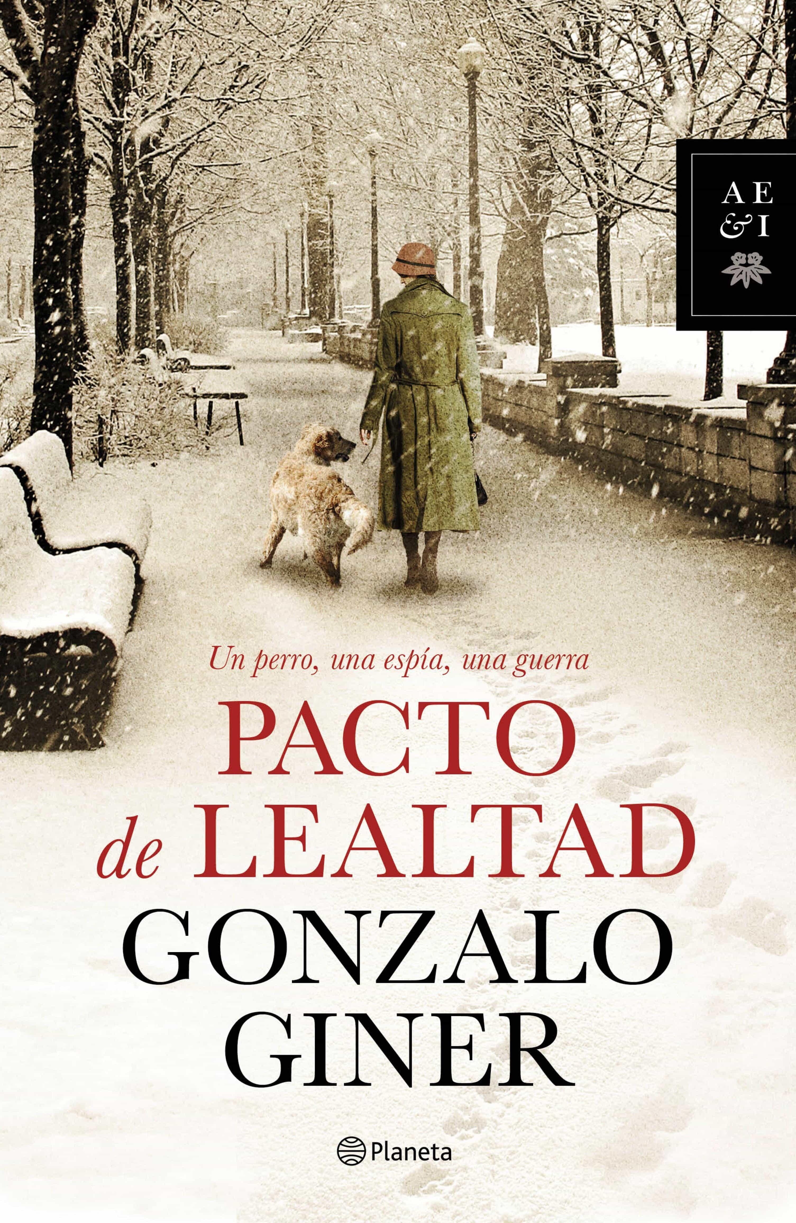 pacto de lealtad (ebook)-gonzalo giner-9788408129356