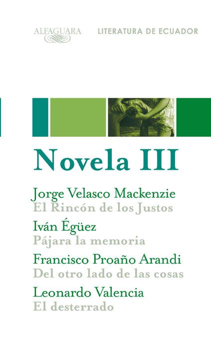 novela 3-jorge velasco mackenzie-9788420423456