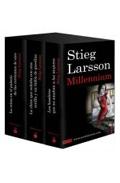 estuche trilogia millenium 3vol.-stieg larsson-9788423341856