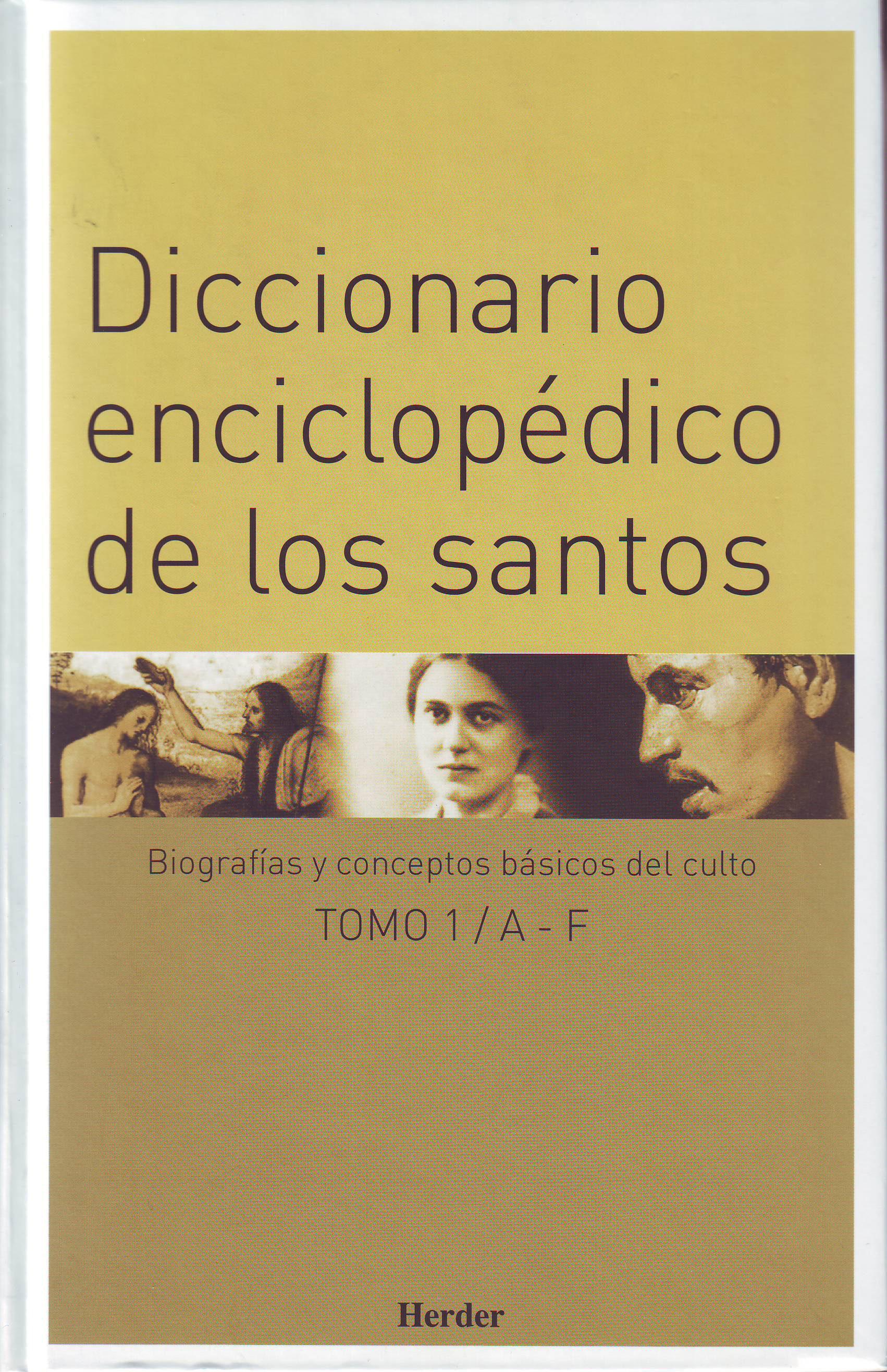 Diccionario Enciclopedico De Los Santos (3 Vols.) por Walter Kasper epub