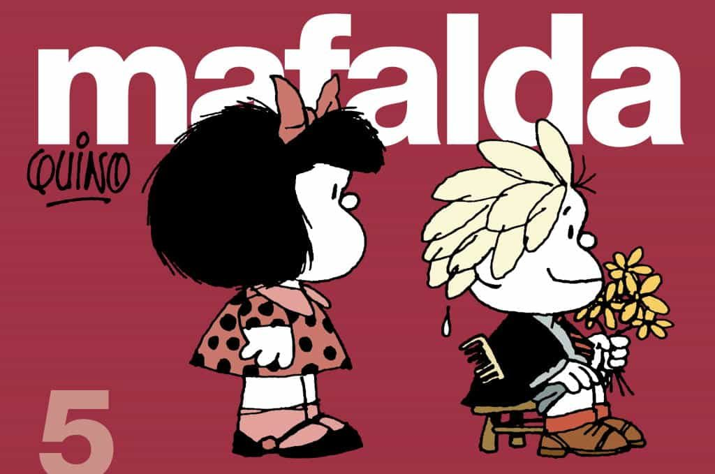 mafalda, nº  5-9788426445056