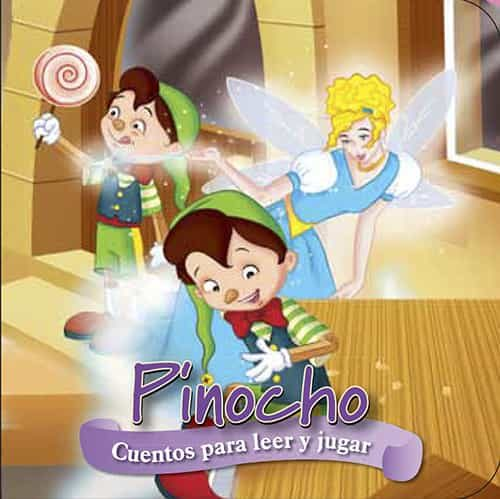 Pinocho Con Peluche por Vv.aa. epub