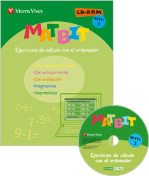 Matbit Nivel 2 + Cd-rom por Vv.aa. epub