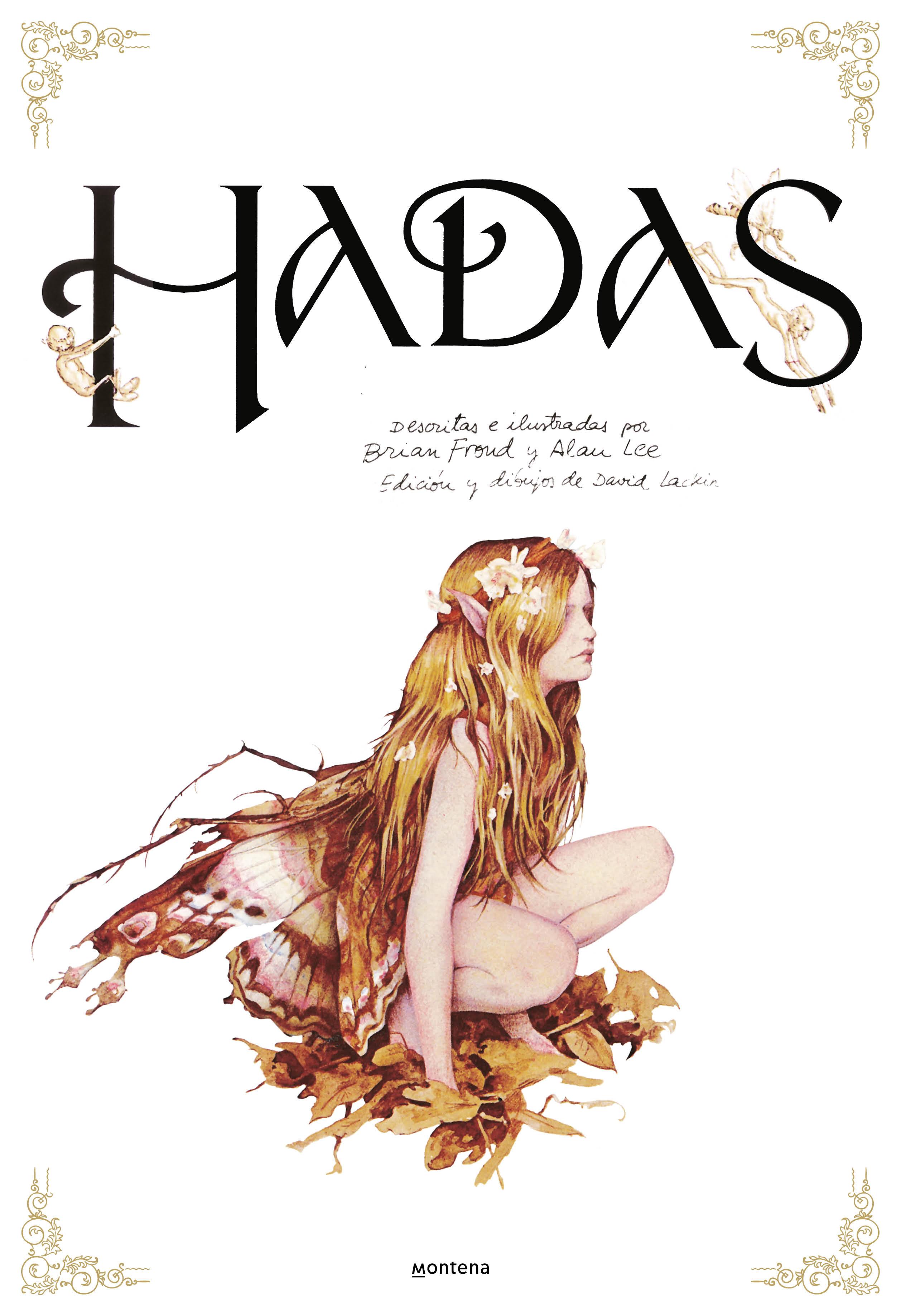 hadas (3ª ed.)-alan lee-brian froud-9788439718956