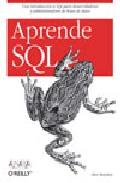 Aprende Sql (anaya Multimedia O Reilly) por Alan Beaulieu epub