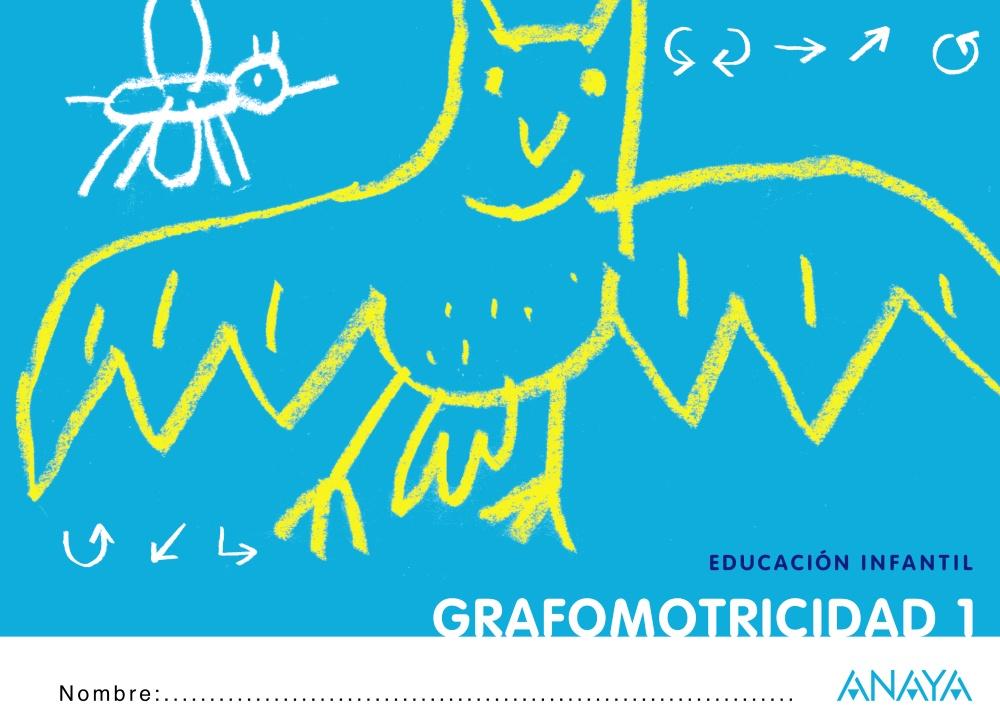grafomotricidad 1.-9788467815856