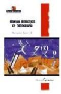descargar MANUAL DIDACTICO DE ORTOGRAFIA pdf, ebook