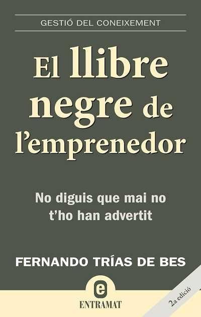 descargar EL LLIBRE NEGRE DE L EMPRENEDOR pdf, ebook