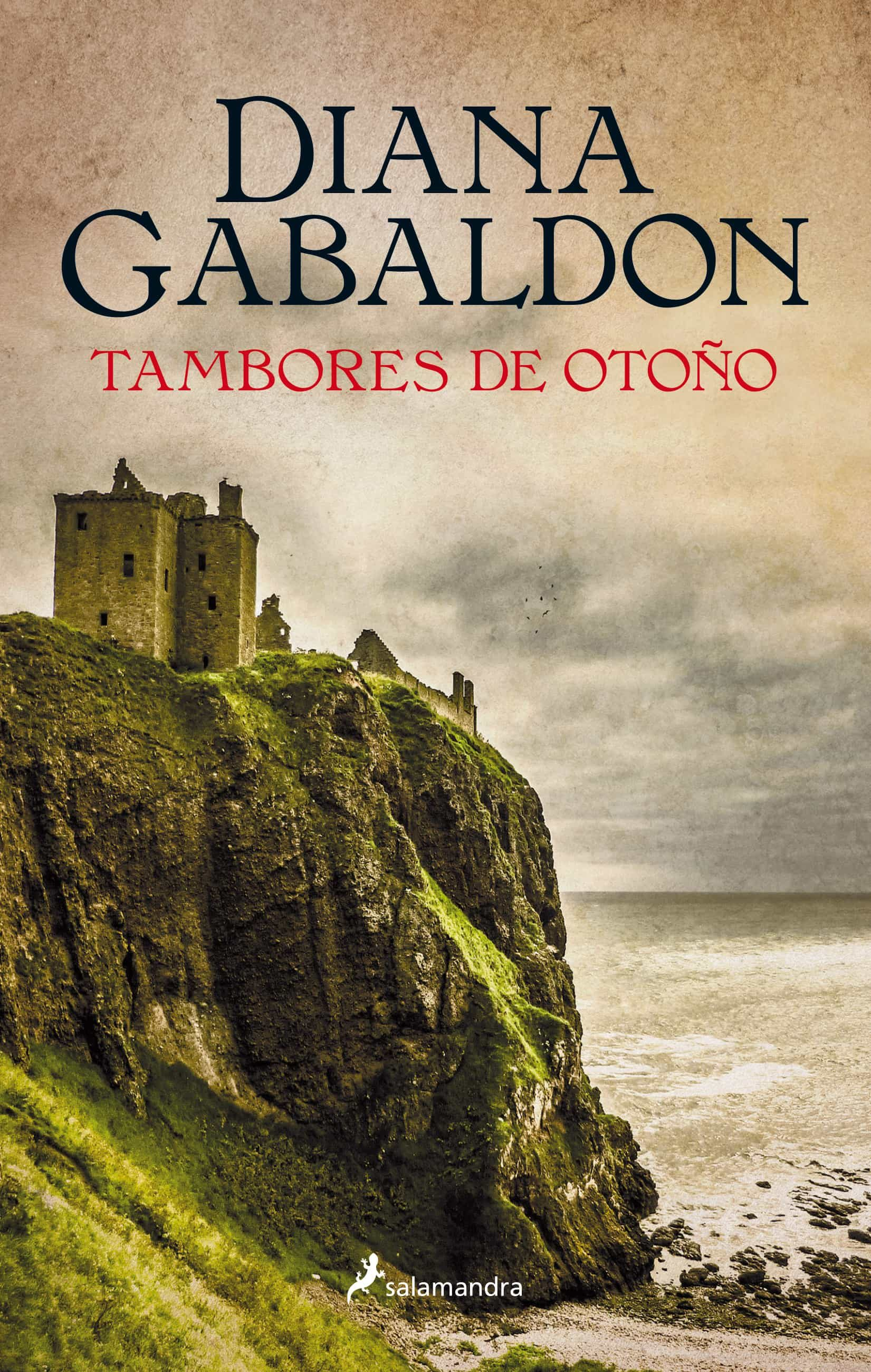 tambores de otoño-diana gabaldon-9788498387056