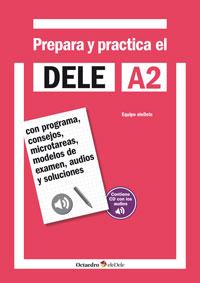 Prepara Y Practica El Dele A2 + Cd Audios por Vv.aa.