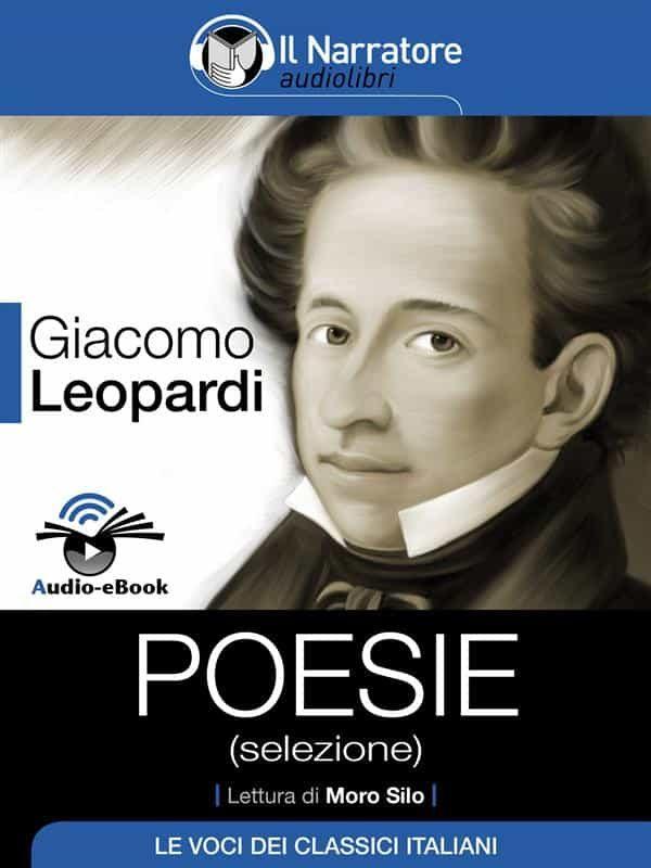 Poesie (selezione) (audio-ebook)   por Leopardi Giacomo epub