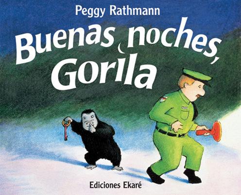 buenas noches gorila-peggy rathman-9789802572656