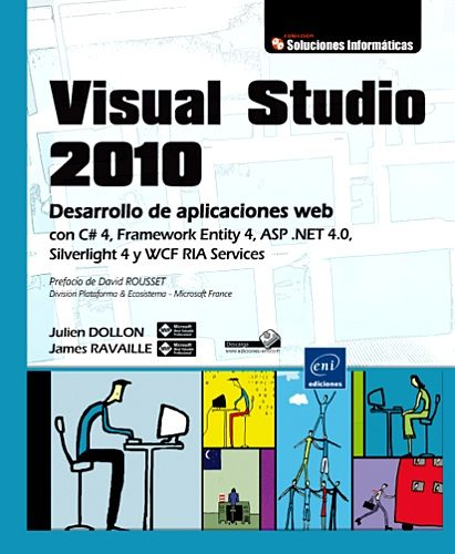 visual studio 2010 desarrollo de aplicaciones web julien dollon