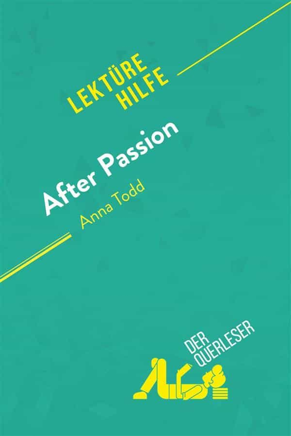 Passion after ebook download anna todd