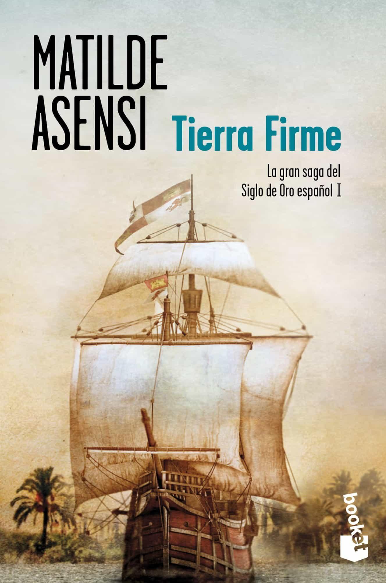 TIERRA FIRME DE MATILDE ASENSI EBOOK