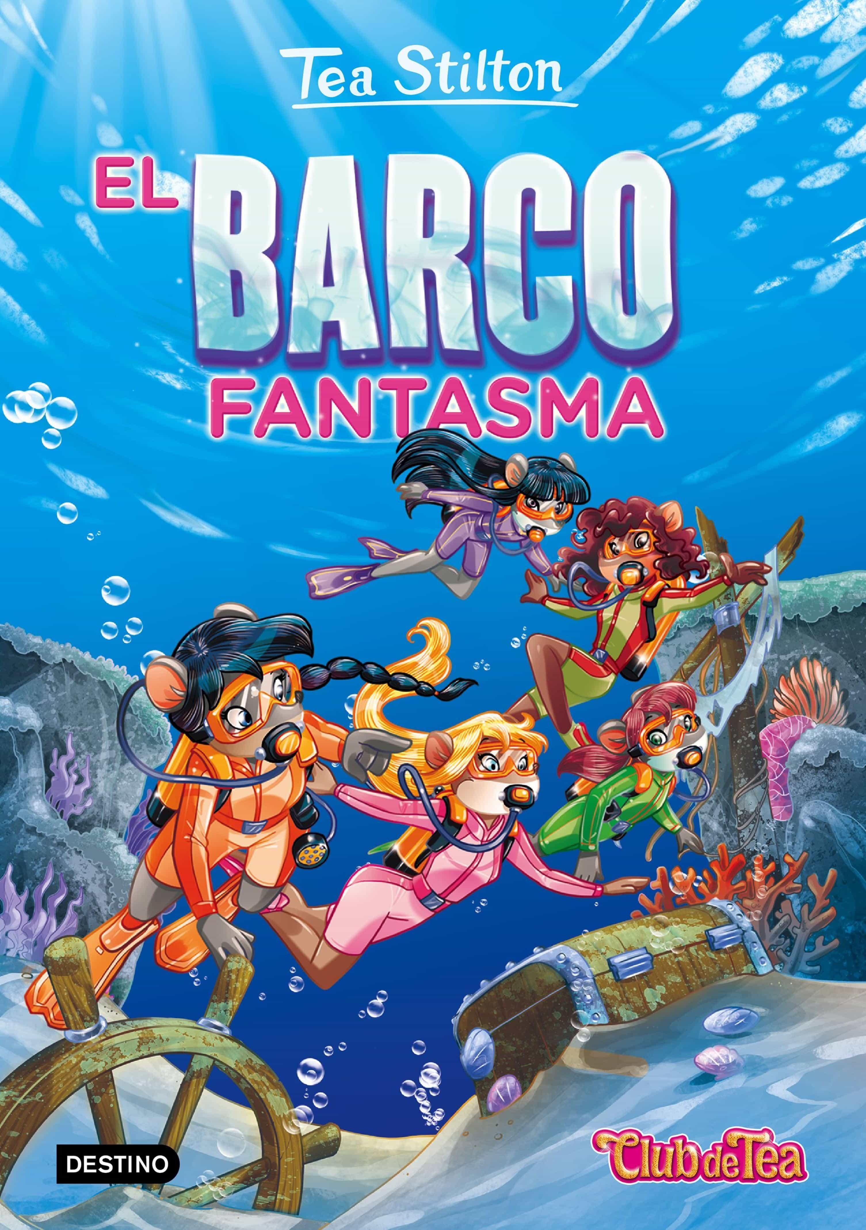 EL BARCO FANTASMA EBOOK | TEA STILTON | Descargar libro