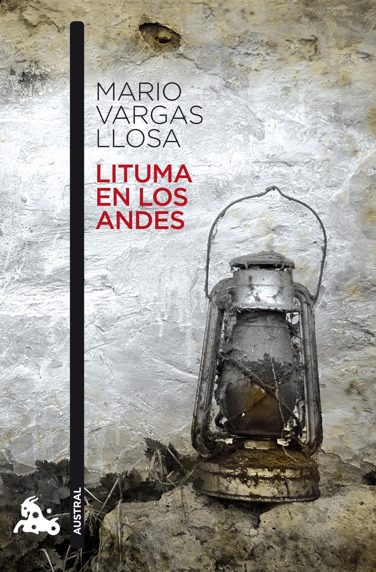 Lituma En Los Andes (premio Planeta 1993)mario Vargas Llosa9788408094166