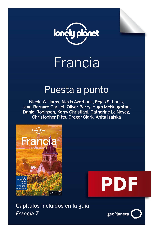 Francia 7. Preparación Del Viaje   por Nicola Williams, Alexis Averbuck