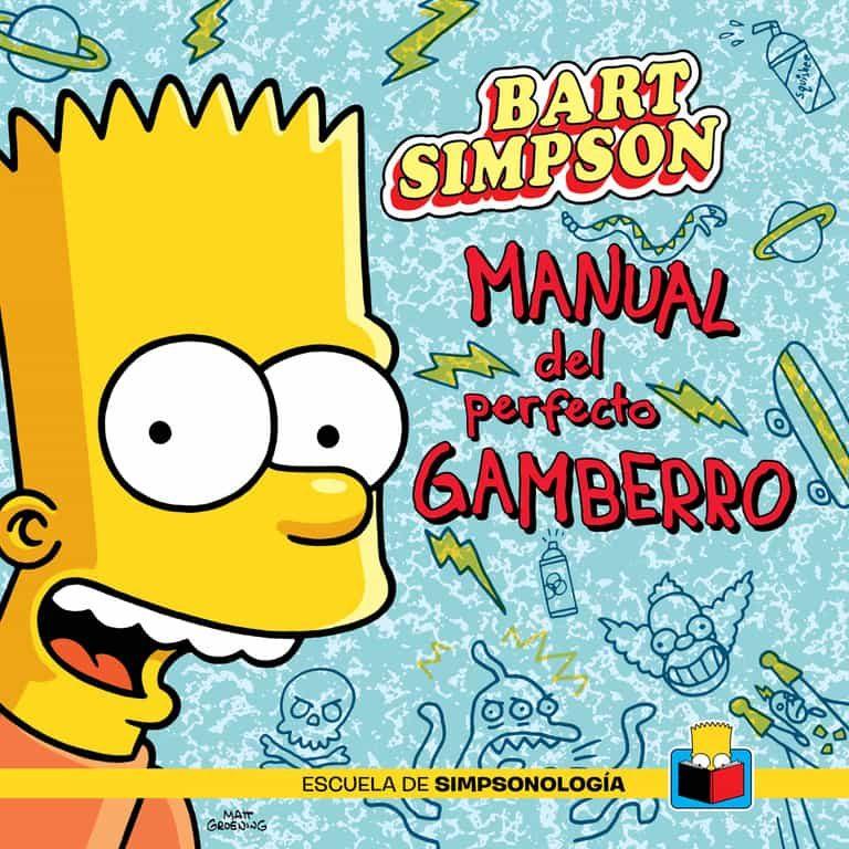 Resultado de imagen para bart simpson libro en español