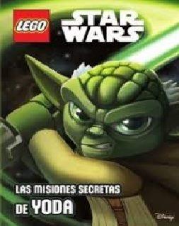 Lego Star Wars: Las Misiones Secretas De Yoda por Vv.aa.