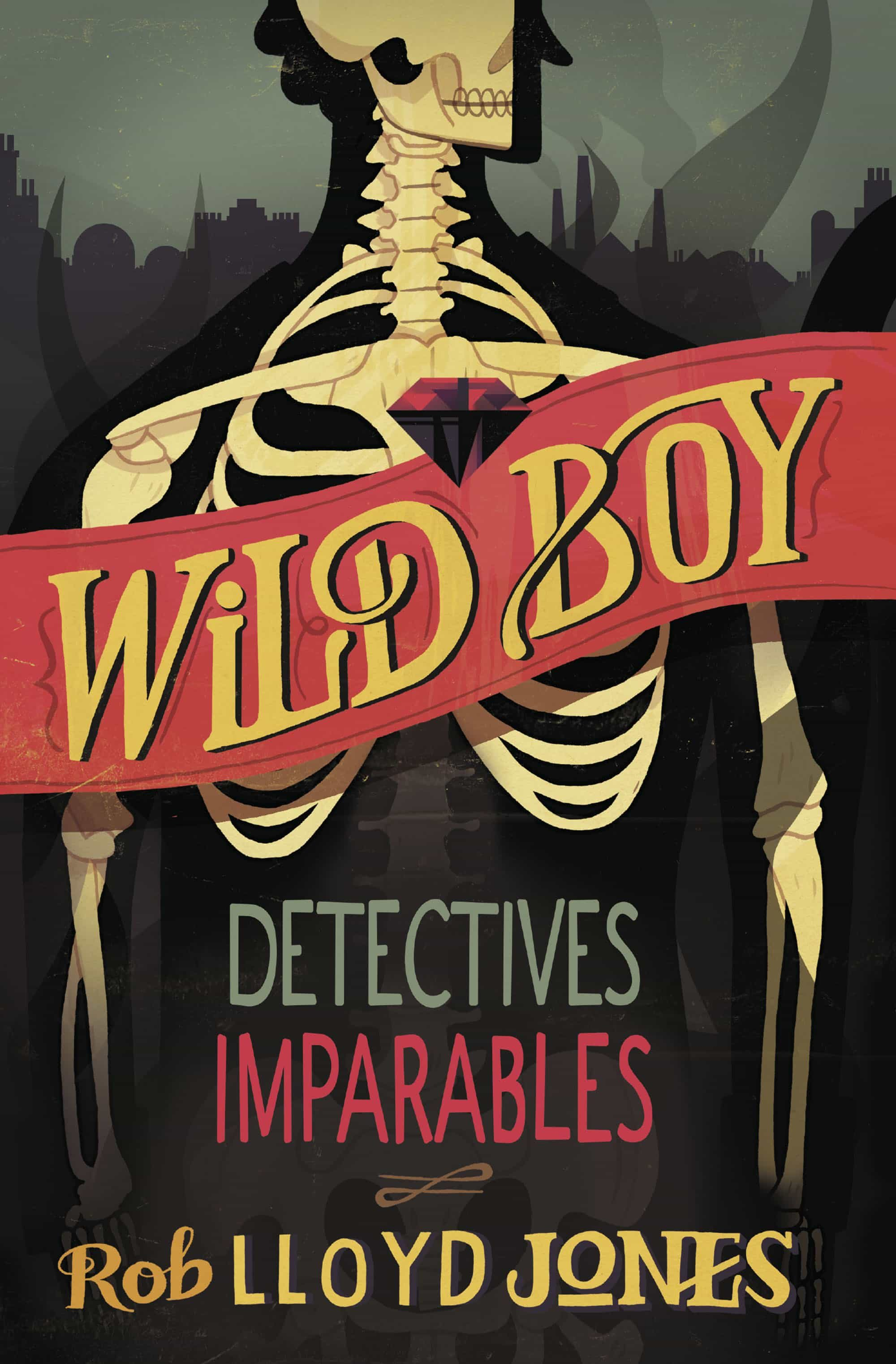 Resultado de imagen de Detectives imparables (Wild boy II), Lloyd Jones