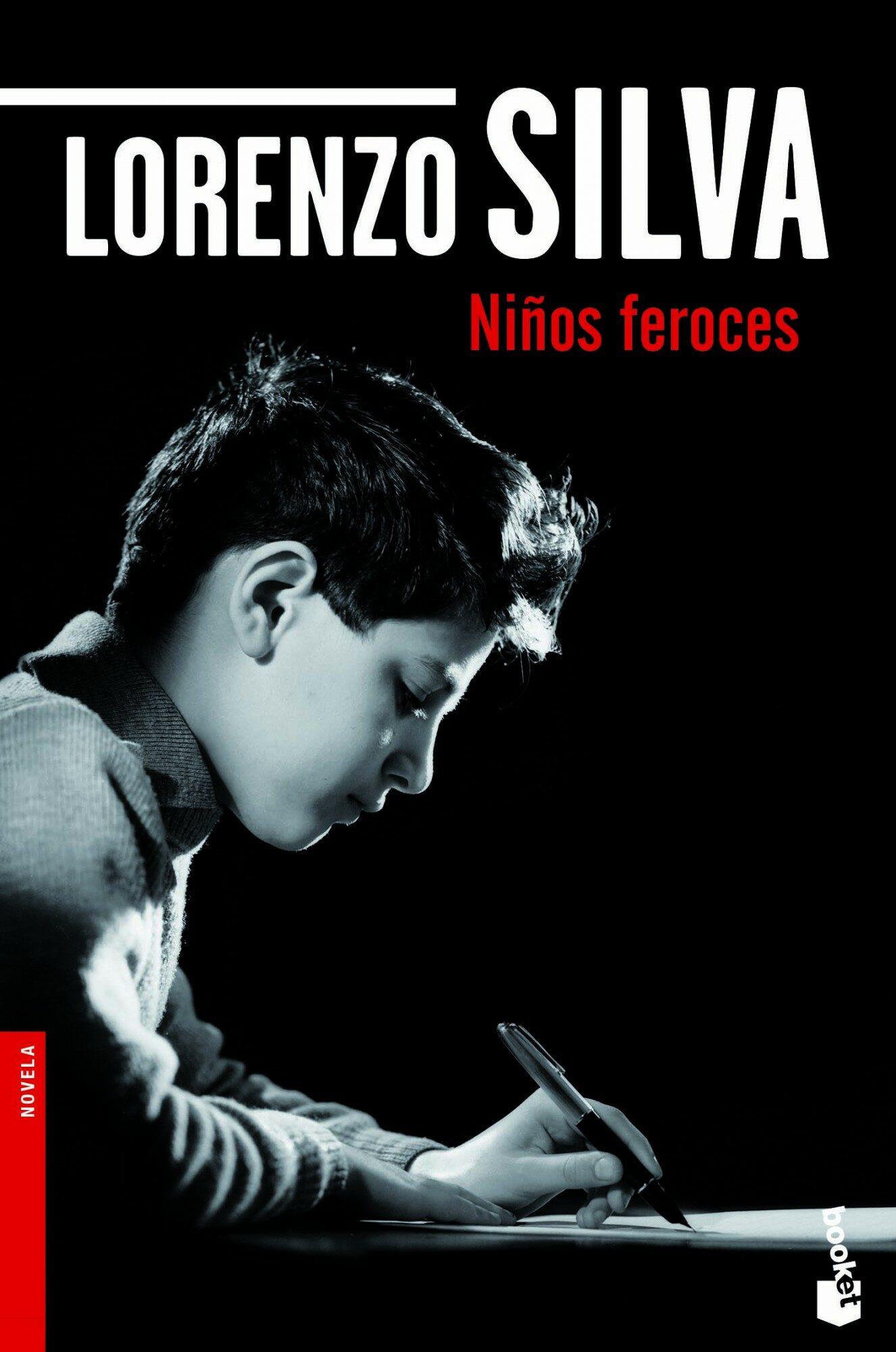 niños feroces-lorenzo silva-9788423327966