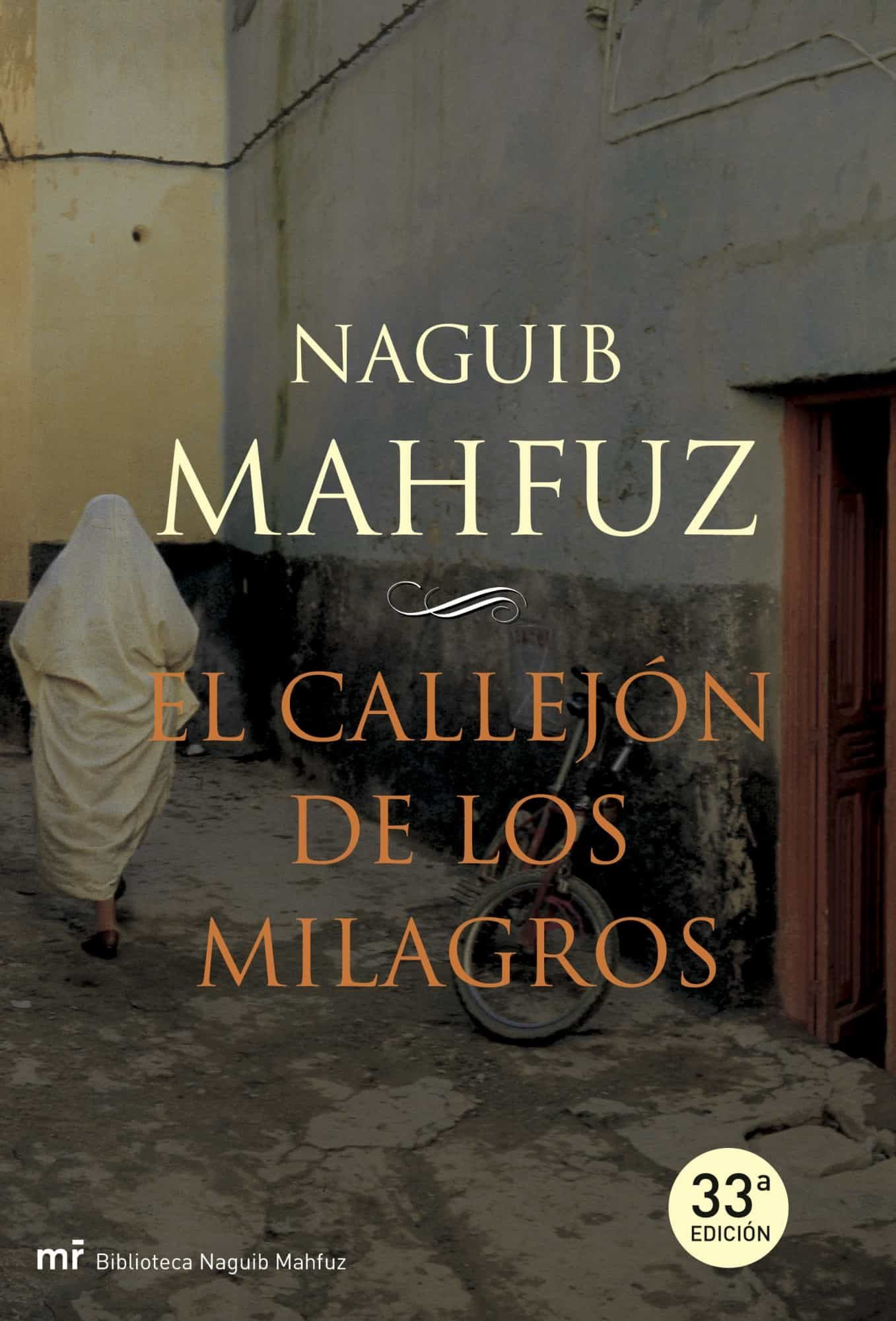 el callejon de los milagros-naguib mahfuz-9788427032866