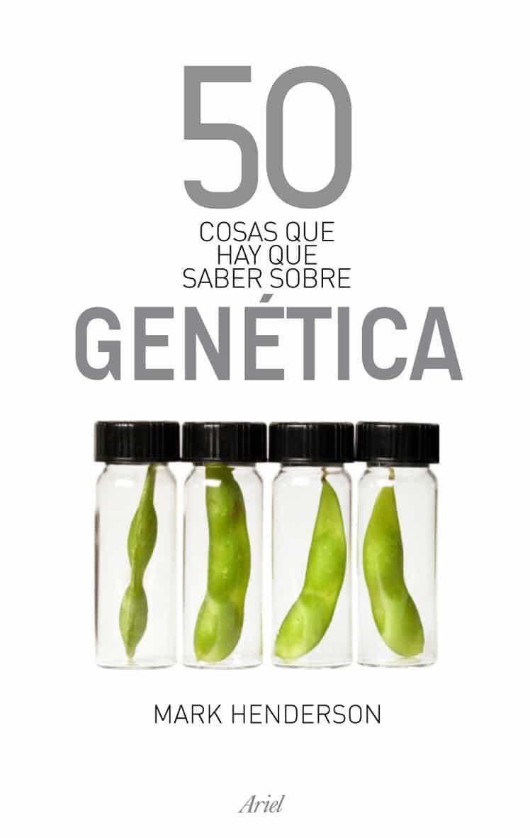 Resultado de imagen para 50 cosas sobre la genética