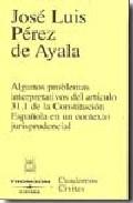 Algunos Problemas Interpretativos Art 31.1 Constitucion Española En Contexto Jurisprudencial por Jose Luis Perez De Ayala epub