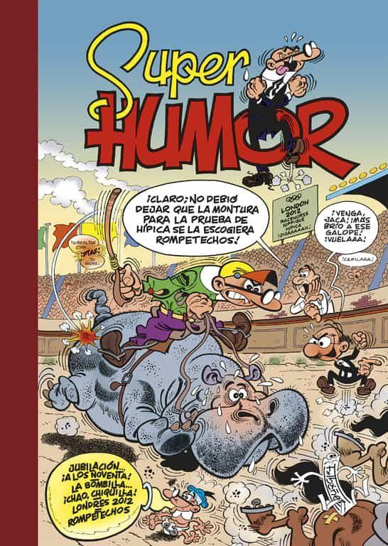 super humor nº 54: jubilacion  ¡a los noventa!-francisco ibañez-9788466651066
