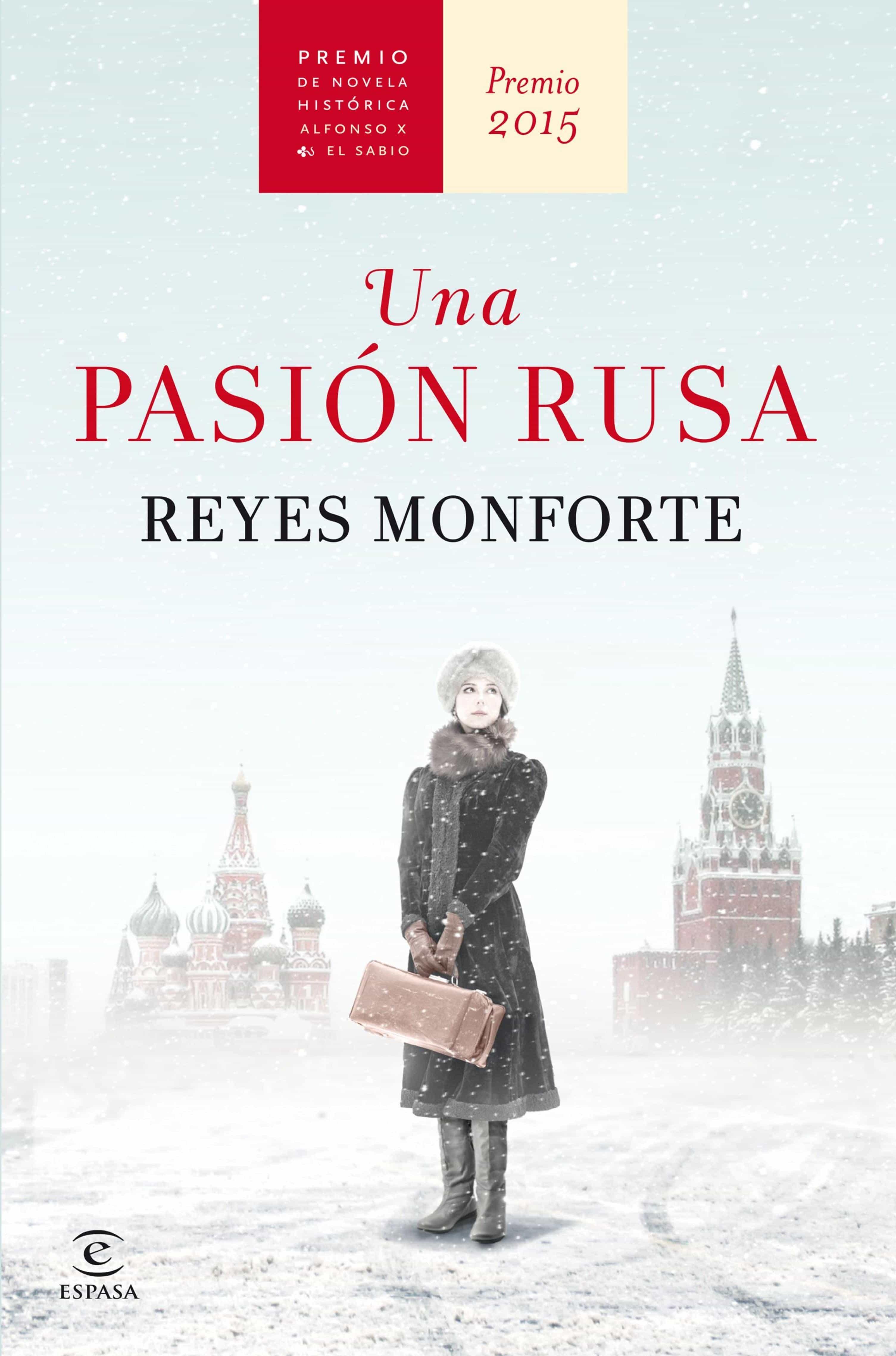 una pasión rusa (ebook)-reyes monforte-9788467045666