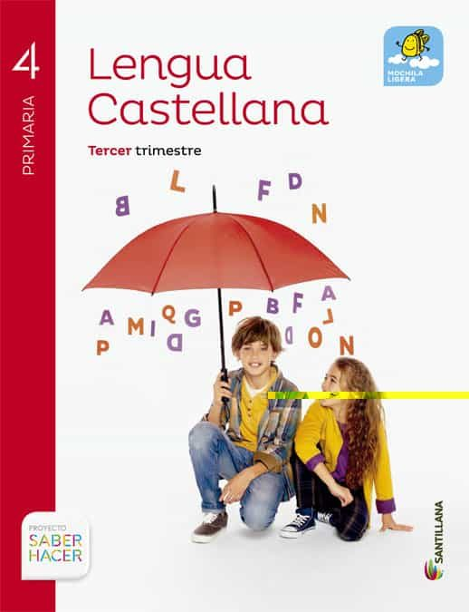 LENGUA 4º PRIMARIA SABER HACER ED 2015 | VV.AA. | Comprar libro ...