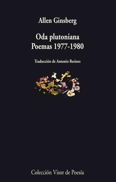Oda Plutoniana (ed. Bilingüe Español-ingles) por Allen Ginsberg epub