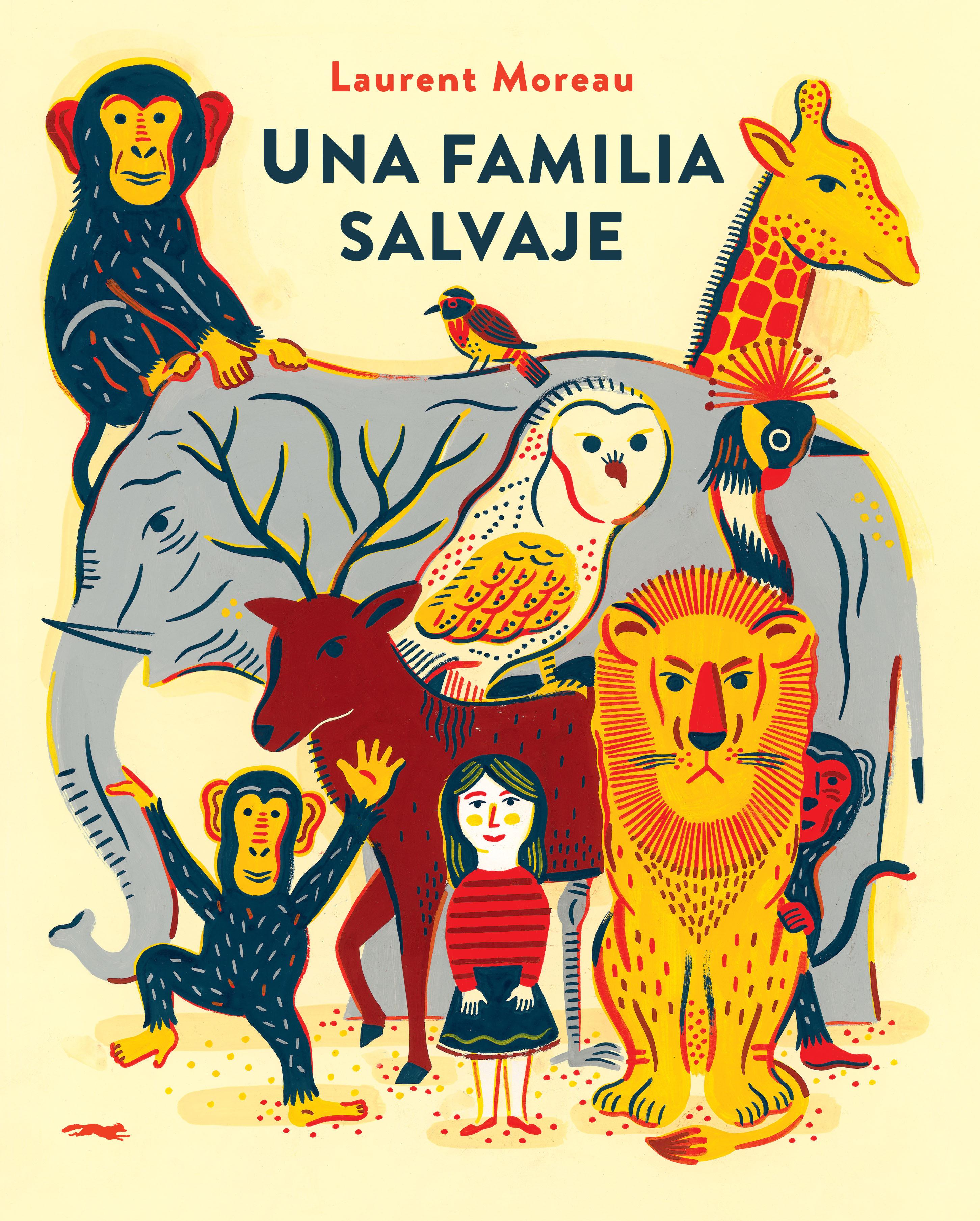 Resultado de imagen de una familia salvaje de Laurent