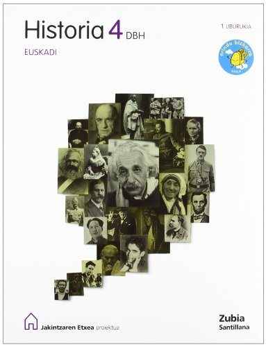 descargar GEOGRAFIA ETA HISTORIA 4 DBH pdf, ebook