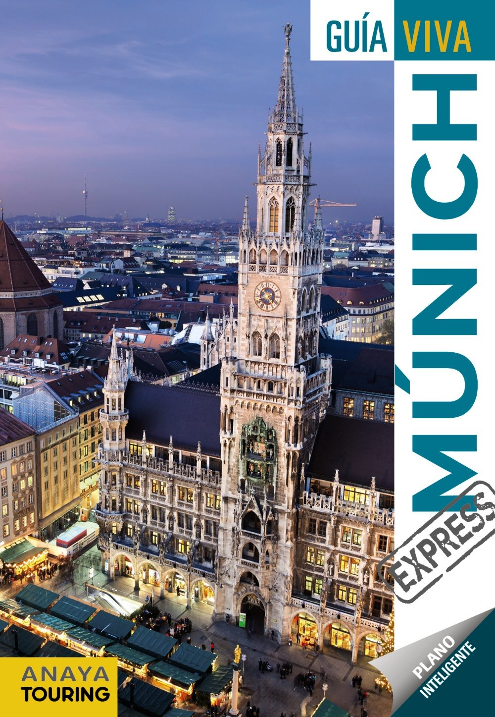 descargar MUNICH 2016 (GUIA VIVA EXPRESS) (2ª ED.) pdf, ebook