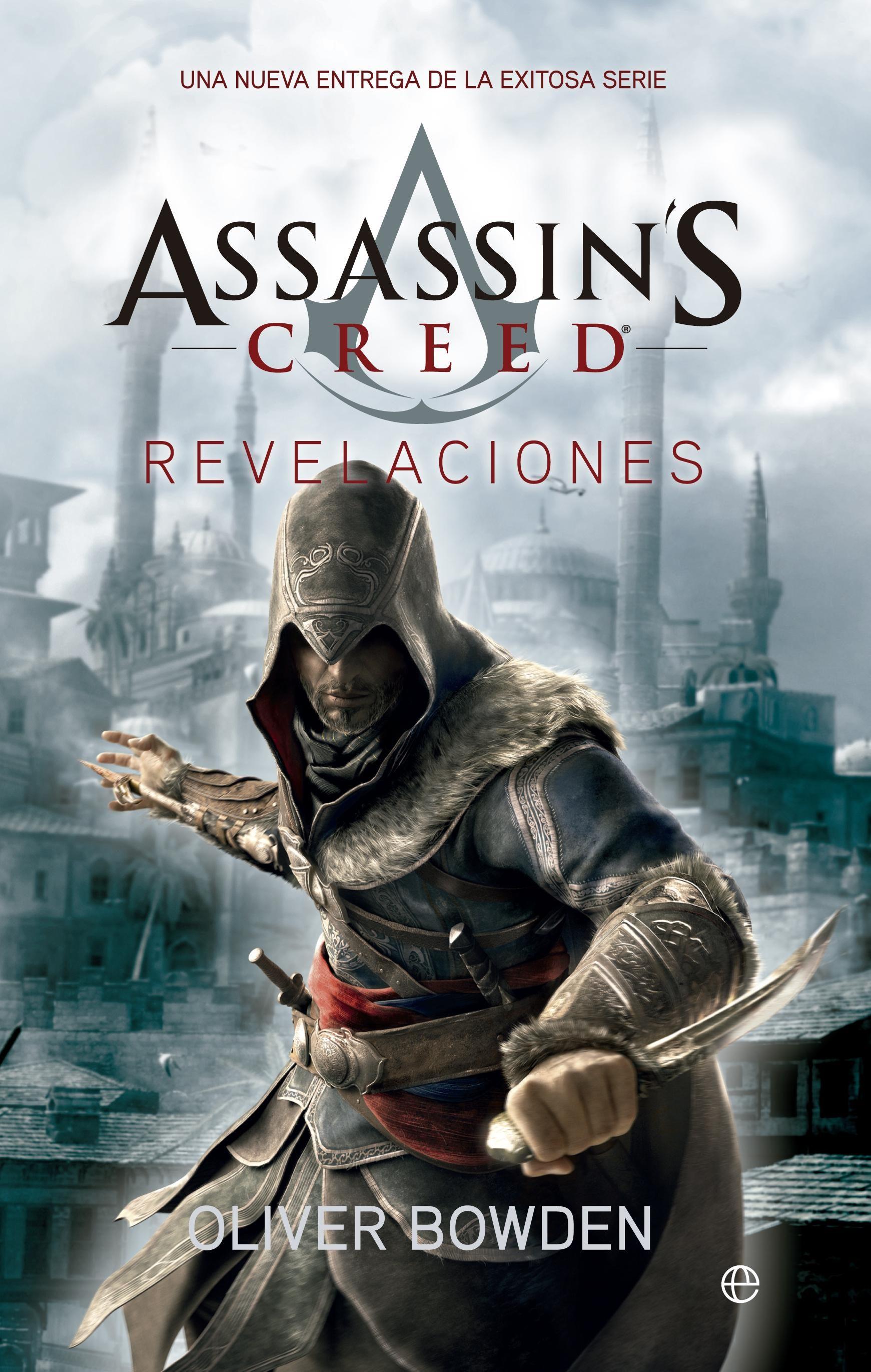 revelations (saga assassin s creed 4)-oliver bowden-9788499705866