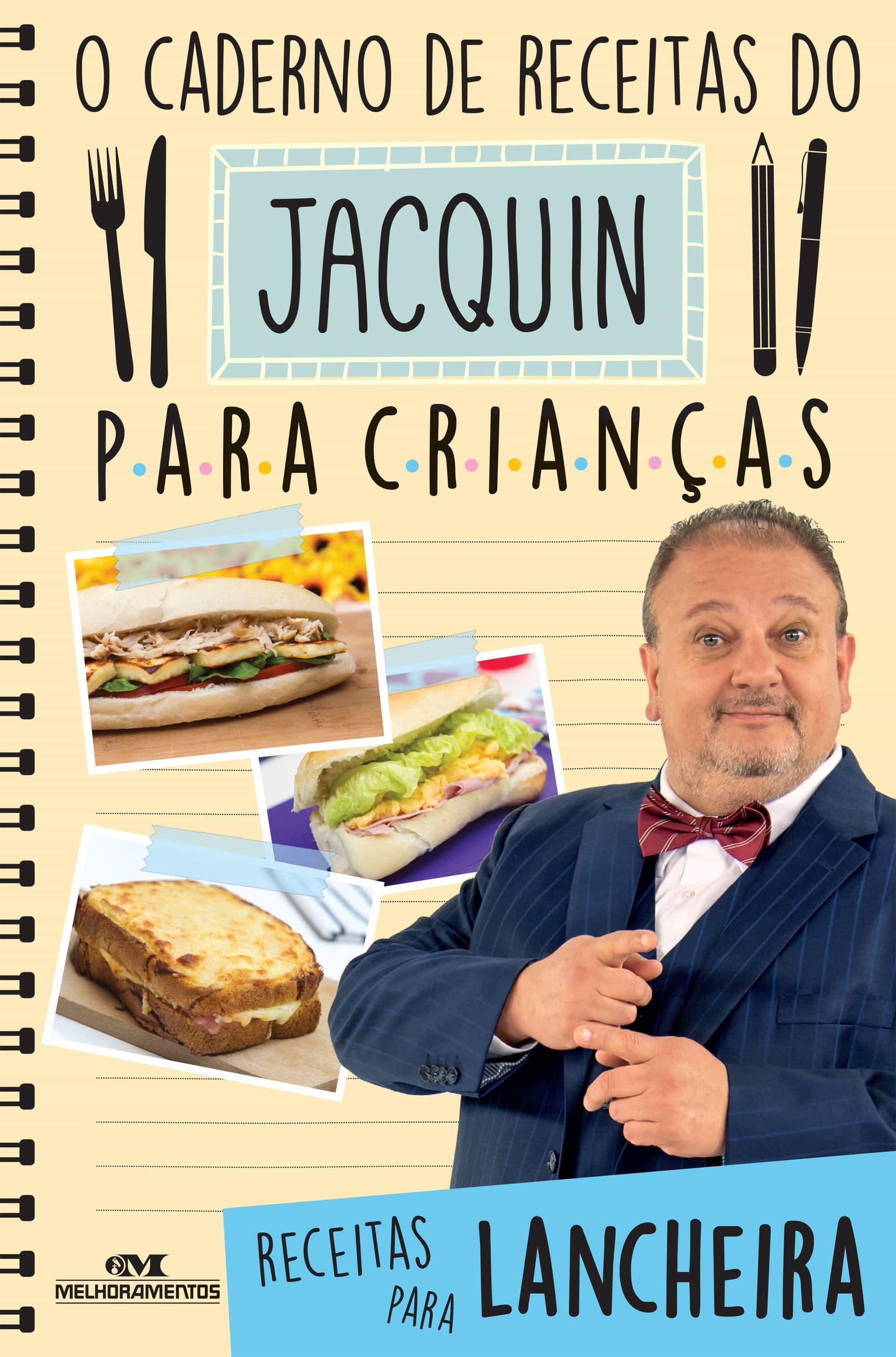 o caderno de receitas do jacquin para crianças (ebook)-erick jacquin-9788506084366