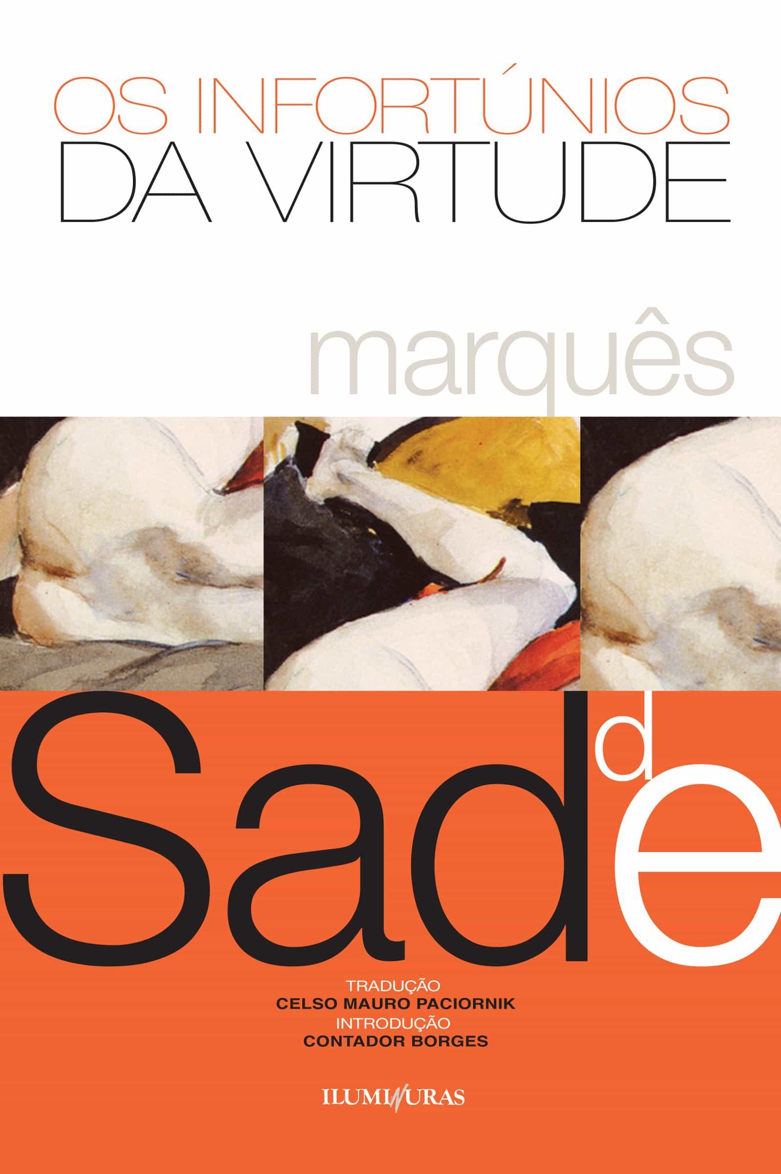 Os Infortúnios Da Virtude   por De Sade Marqués epub
