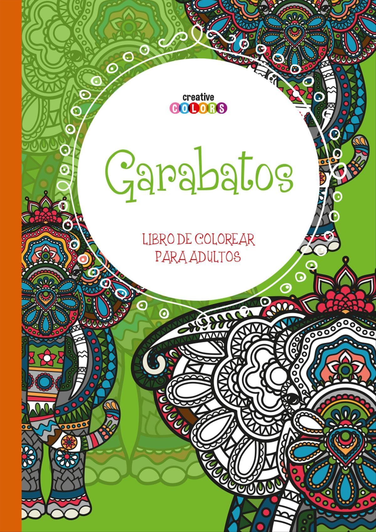 GARABATOS: COLOREAR PARA ADULTOS. | VV.AA. | Comprar libro 9789461886866