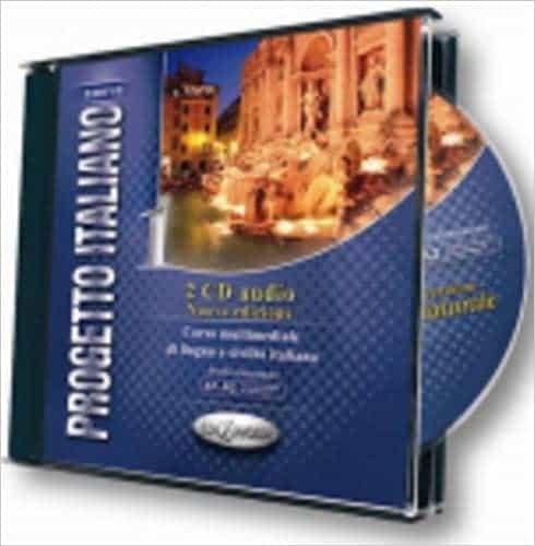 Progetto Italiano: Corso Di Lingua E Civilita Italiana (livello Lementare): Libro Dei Testi 1 (audio-cd) por S. Magnelli