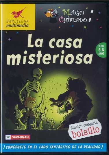Casa Misteriosa (mago Chiflado) (cd-rom) por Vv.aa. epub
