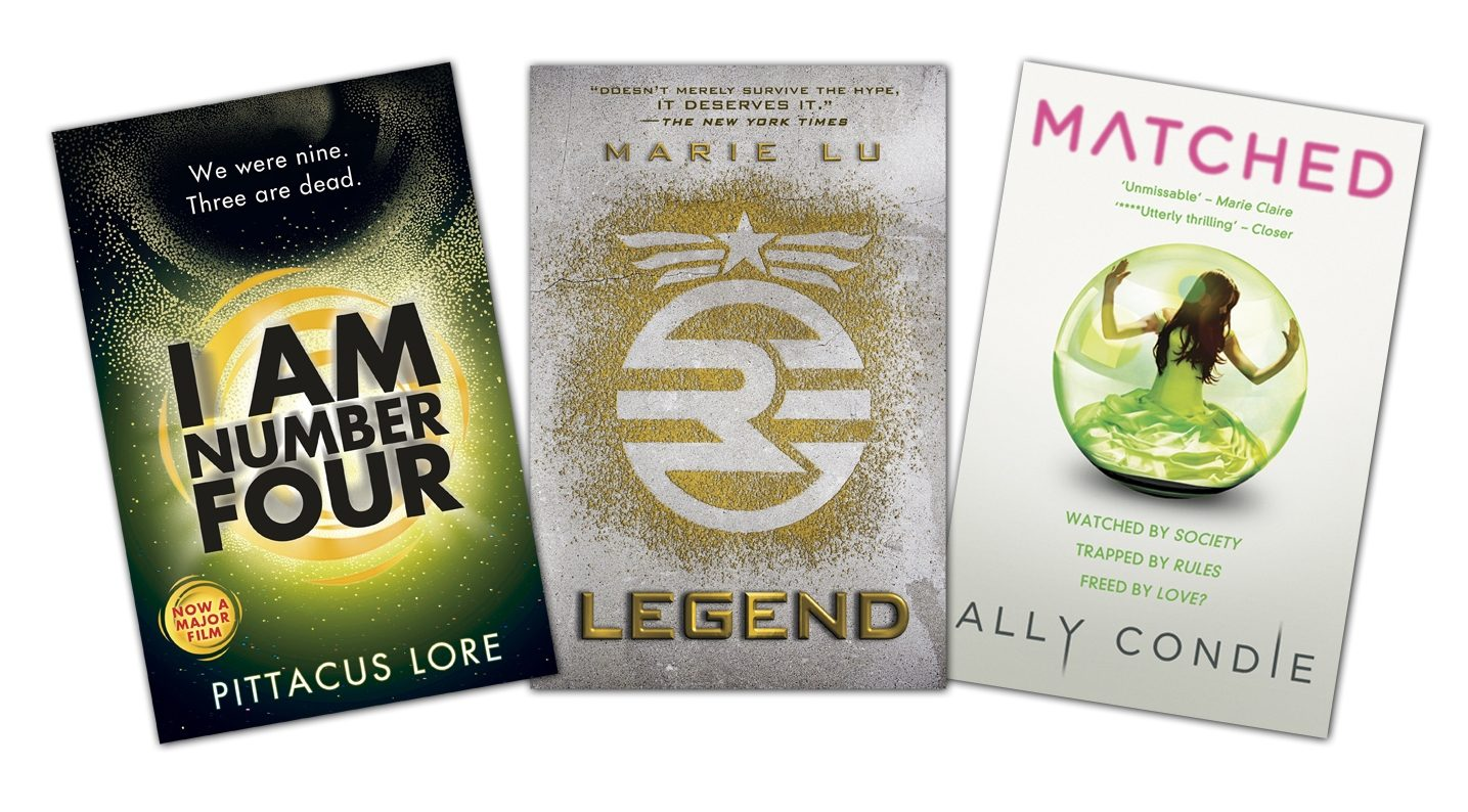 The Penguin Thriller Trilogy: I Am Number Four, Legend And Matched (ebook)