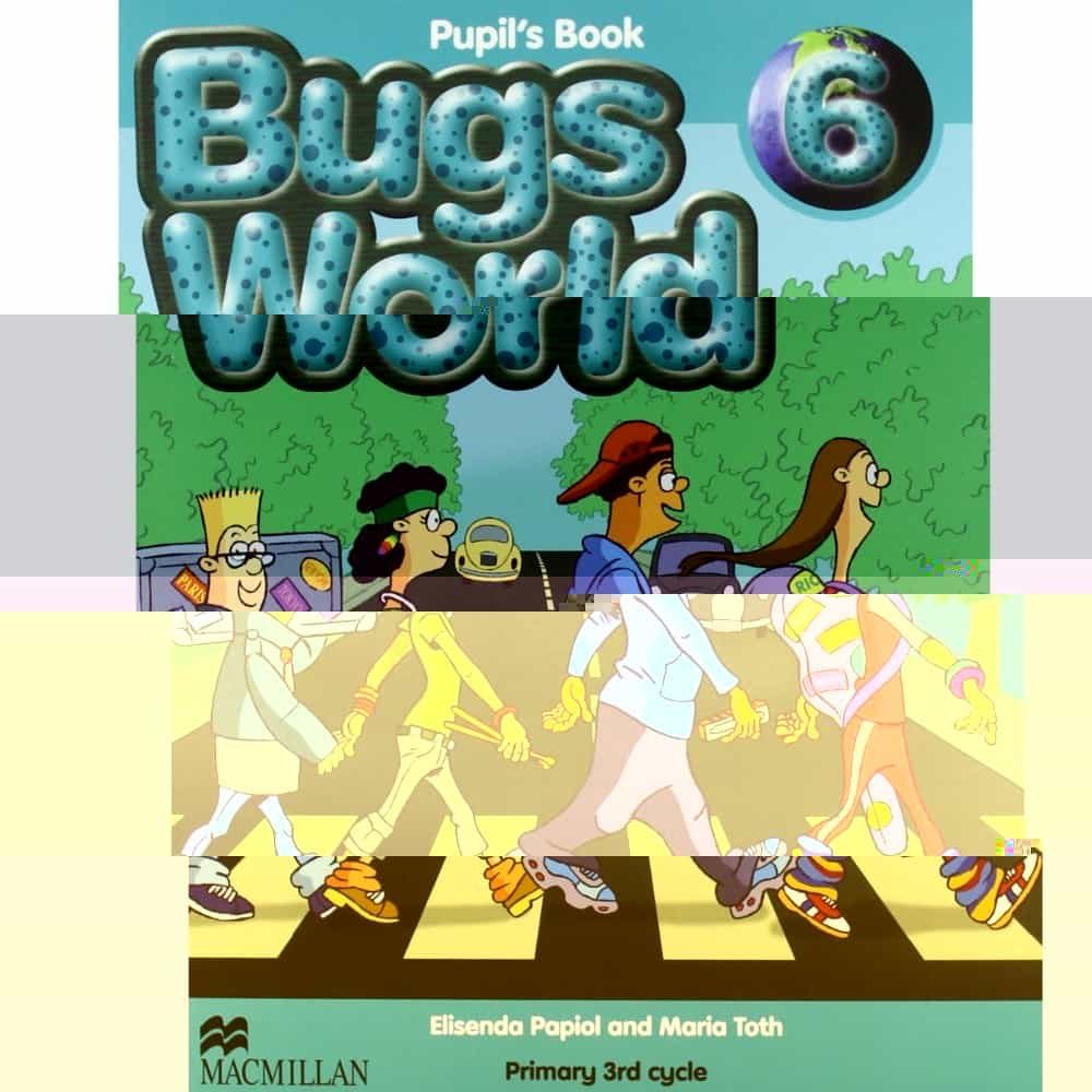 Resultado de imagen de bugs world 6